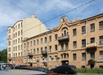 Two-sided apartment with total area of 120 sq.m  on Vasilyevsky Island for sale.