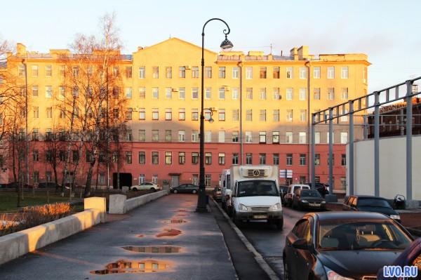 квартиры на васильевском острове с видом на залив