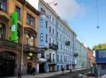 Luxury apartment in the historical center of St. Petersburg on the street Furshtatskaya. 362 Sq m. Sale