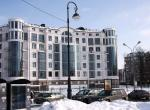 Luxurious apartment on the Krestovsky Island in new house